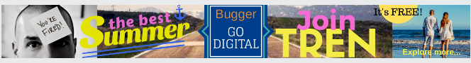 You're fired! The best summer. Bugger - Go Digital. Join TREN. It's Free. Explore more..